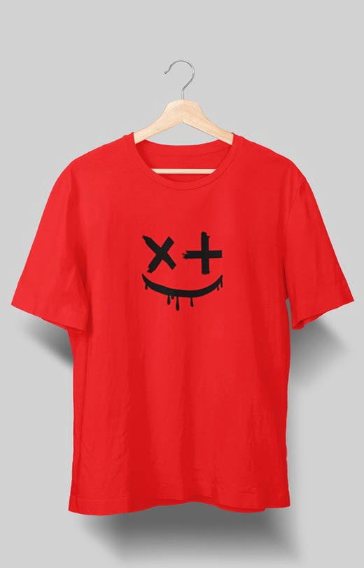 Multiply Plus Attitude T shirt Red