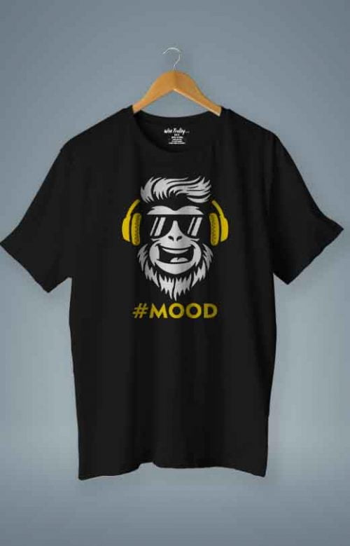 Mood T-shirt Black