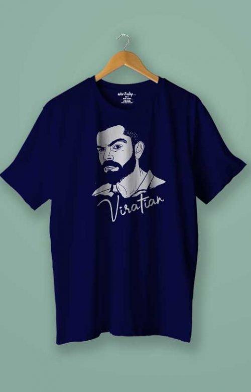 Viratian T shirt Blue