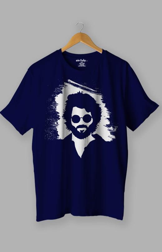 Arjun Reddy T shirt Blue