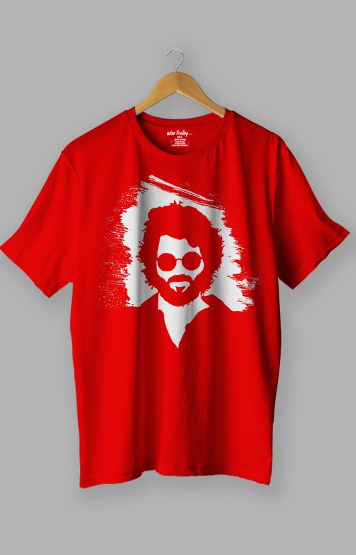 Arjun Reddy T shirt Red