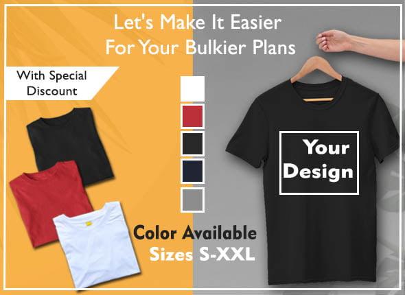 Custom T Shirt For Business