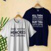 Inspirational T-shirt Quotes Combo Set