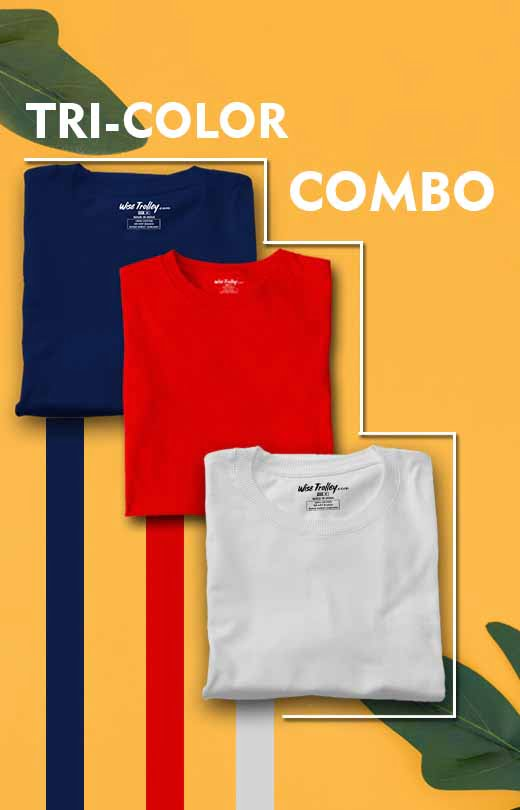 T Shirts pack of 3