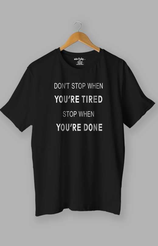 T shirts with Positive Sayings