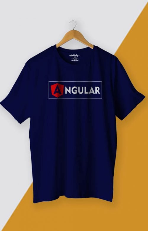 Angular Shirt Blue