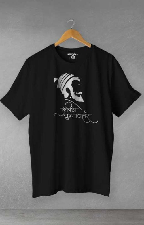 Kshatriya T shirt Black