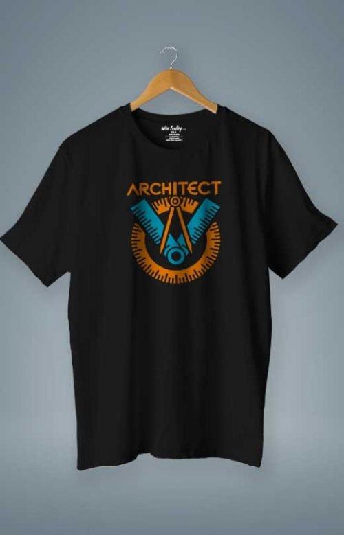 Architect T shirt Black