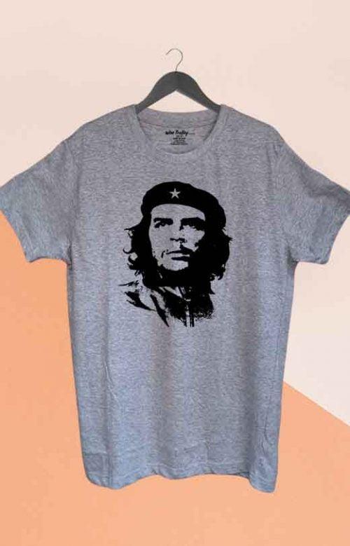 Che Guevara T shirt Grey